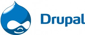 Drupal cms logo