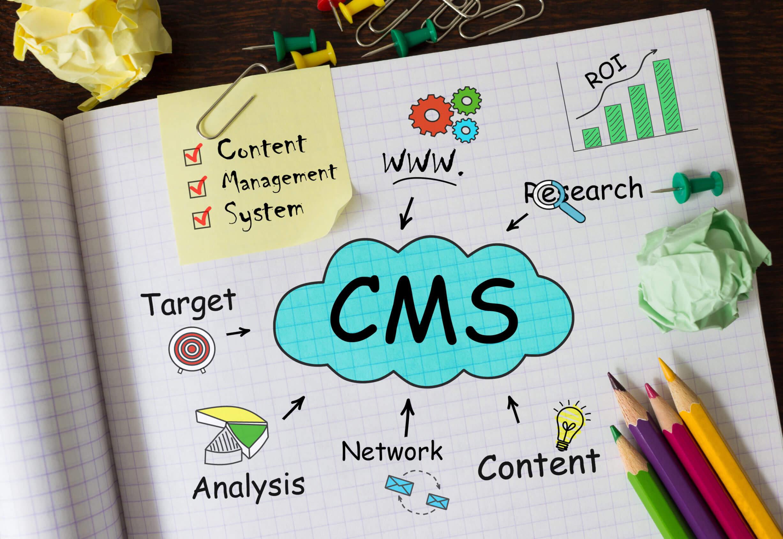 verschillen tussen Content Management Systemen