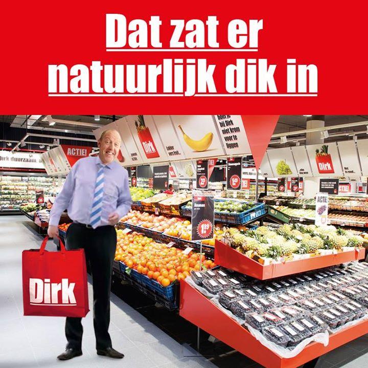 Inhaker Dirk van der Broek