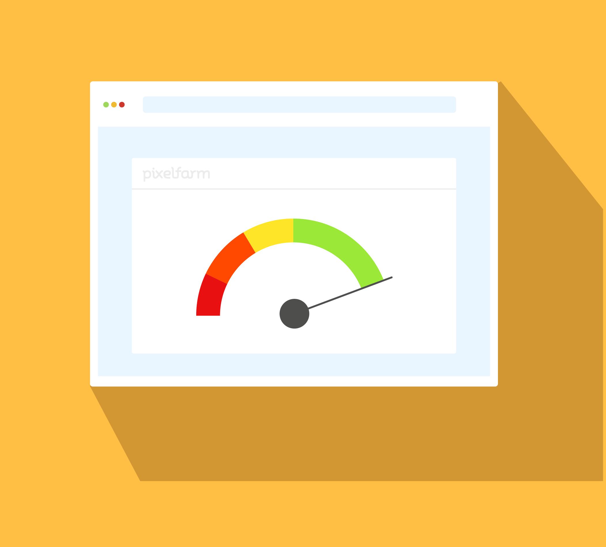Conversie verhogen doe je met een snelle website